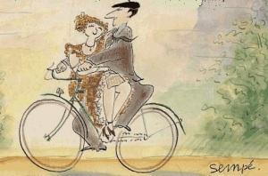Sempé: A Short History of Social Mobility