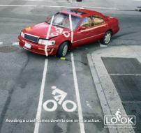 USA-NYC-bike-car-conflict
