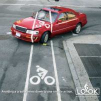 USA-NYC-bike-car-conflict