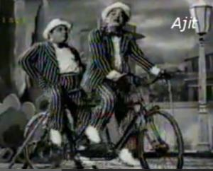 Weekend leisure: The Bollywood Bicycle Boogie