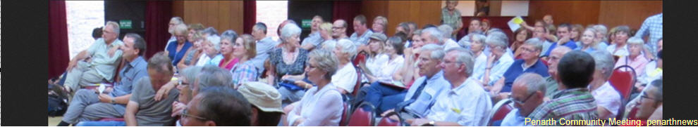 UK Wakes Penarth community meeting