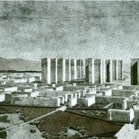 Le Corbusier Radiant City car 2