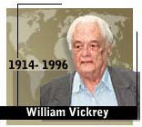 William Vickerey