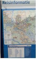 netherlands bus stop info