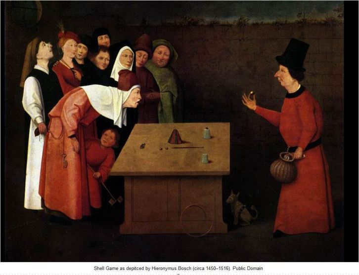 Shell lgame as depicted by Bosch