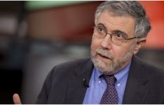 Paul Krugman speaking