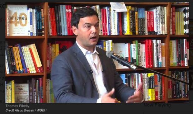 Thomas Piketty - books