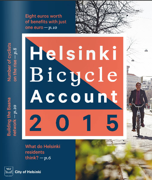 Helsinki Bicycle Account