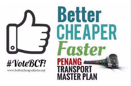 Penang BCF vote logo