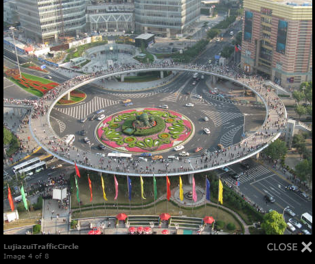 china-lujiazui-shanghai-traffic-circle