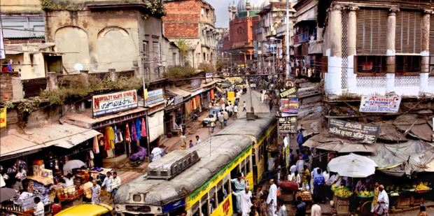 india-street-traffic-activity