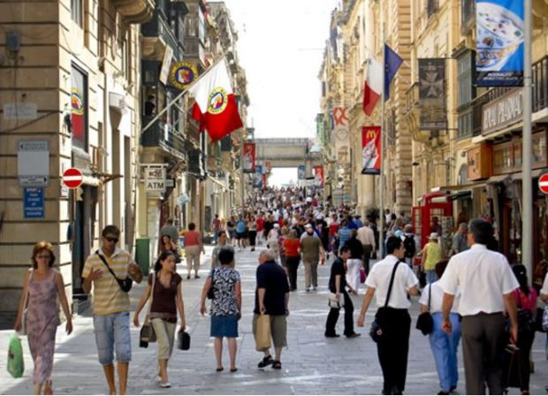 malta-pedestrian-street