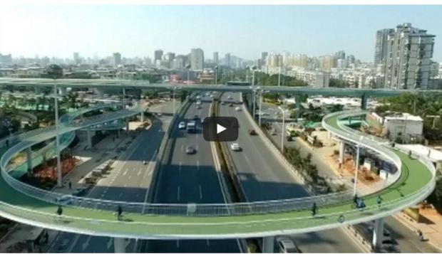 chinas-first-aerial-cycle-way-worst-practice