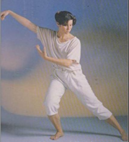 woman soft martial arts
