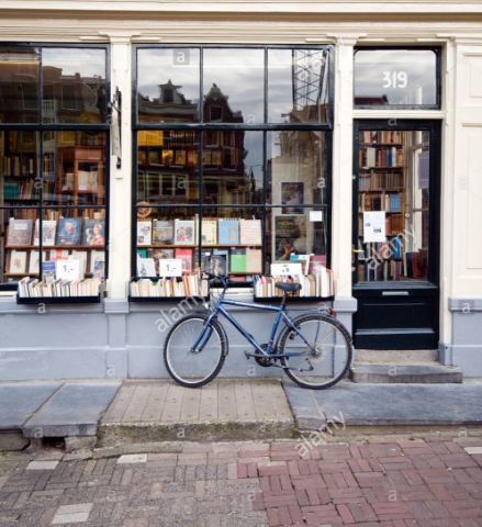 bicycle bookshop