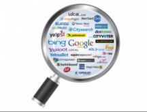 SEARCH ENGINE MAGNIYING GLASS