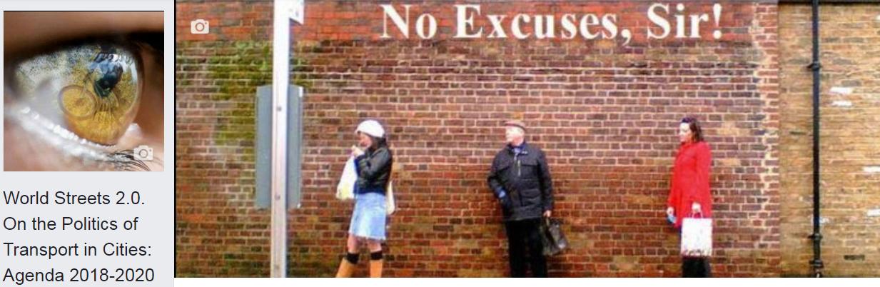 FB WS no excuses Sir. Bike eye