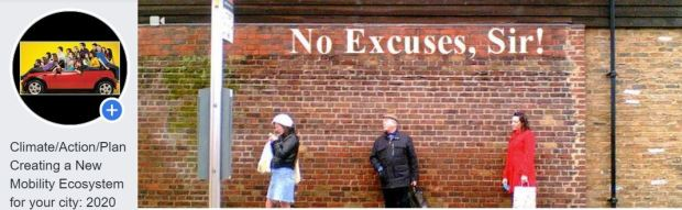 No excuses Sir + carsahre
