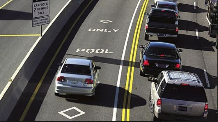TDM HOV lane