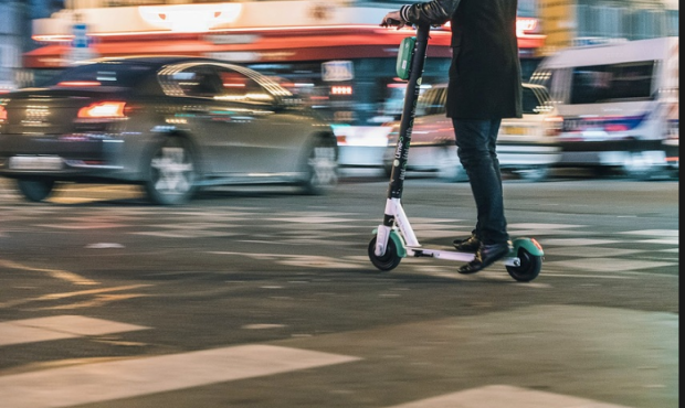 micromobility one scooter street