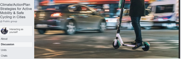 FB- active mobility scooter