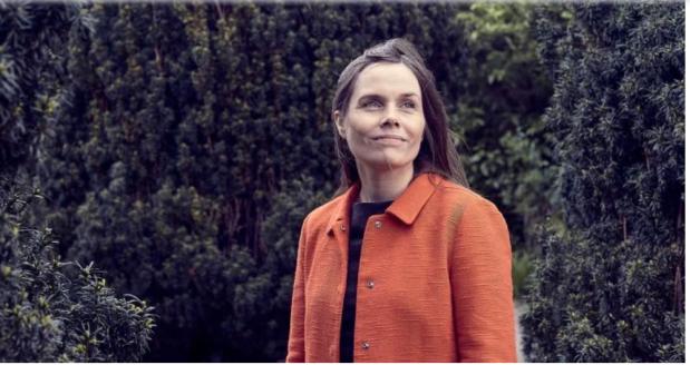 Icelandic Prime Minister Katrin Jakobsdottir