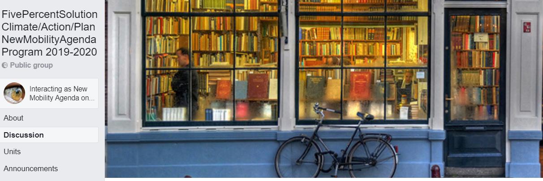 5 book store bike